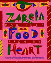 Buy the Food from My Heart cookbook