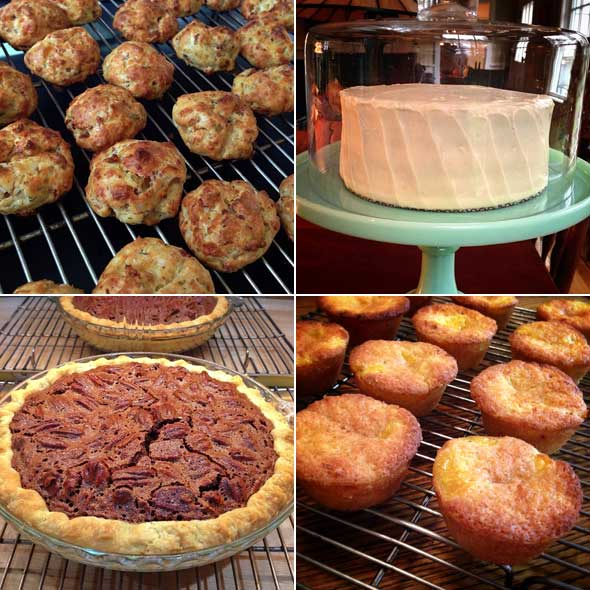 Thanksgiving Baked Goods