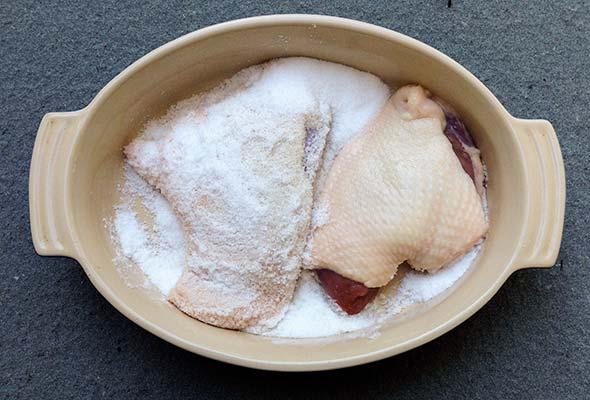 Curing Duck Prosciutto