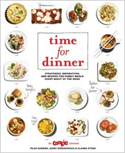 Buy the Time for Dinner cookbook