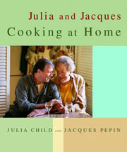 Buy the Julia and Jacques Cooking at Home cookbook