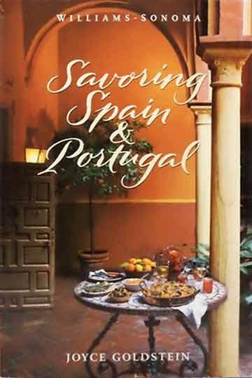Buy the Savoring Spain & Portugal cookbook