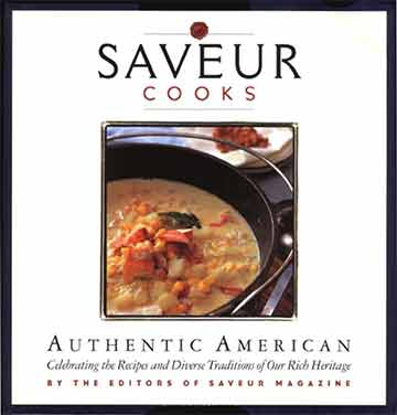 Buy the Saveur Cooks Authentic American cookbook