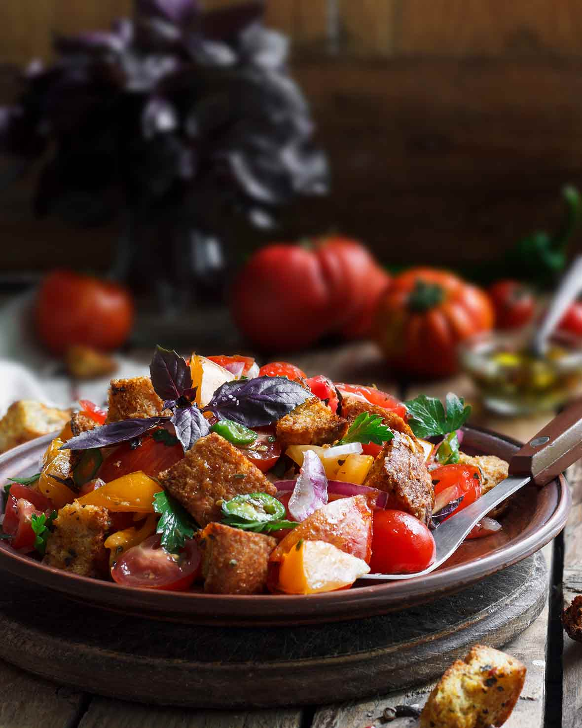 Ask Ina Garten: Panzanella From Ina Garten Recipe