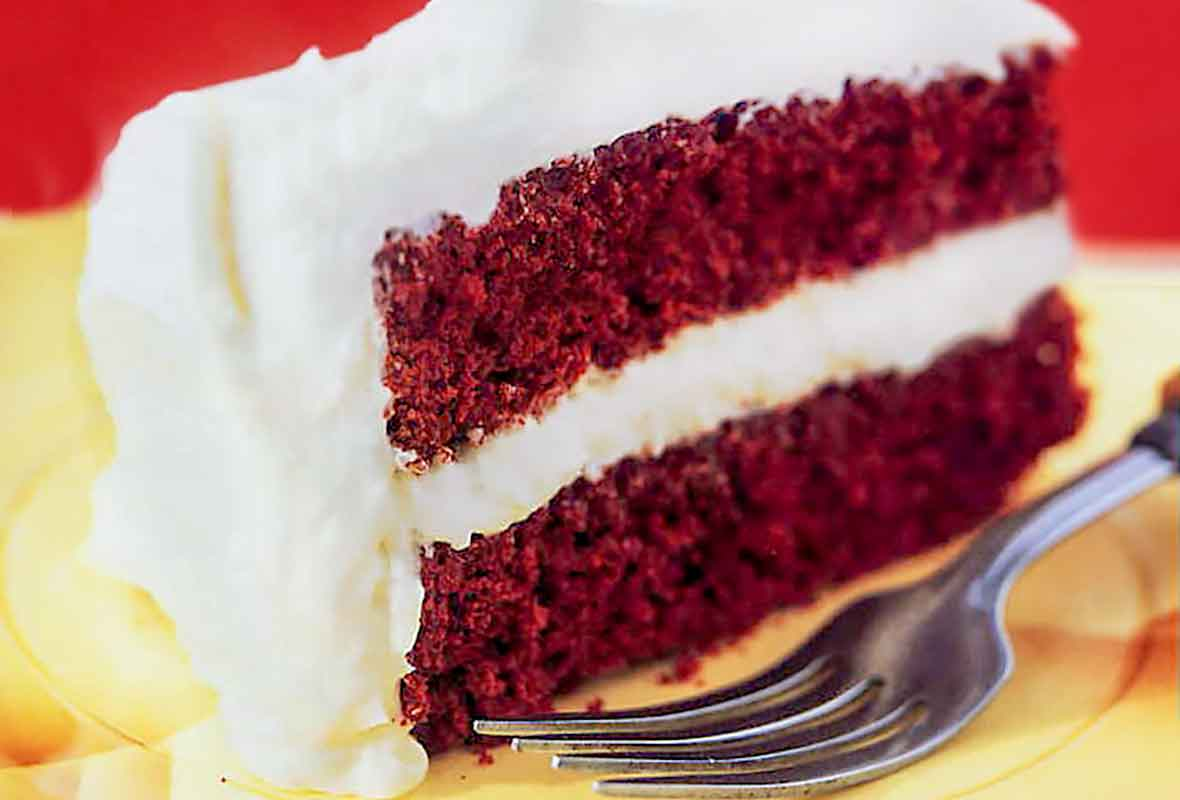 Creamy Red Velvet Cake Recipe Leite S Culinaria