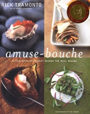 Buy the Amuse-Bouche cookbook