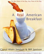 Buy the A Real American Breakfast cookbook