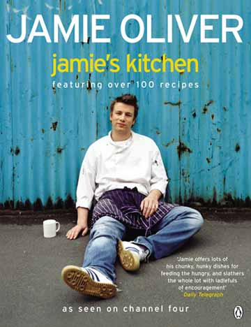 Buy the Jamie's Kitchen cookbook