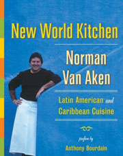 Buy the New World Kitchen cookbook
