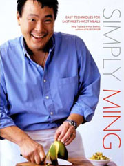 Buy the Simply Ming cookbook