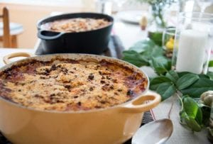 Cassoulet of White Beans, Sausage, and Duck