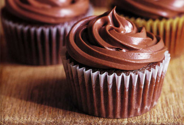 Chocolate-Orange Cupcakes