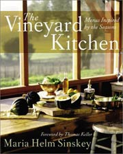 Buy the The Vineyard Kitchen cookbook