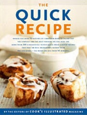 Buy the The Quick Recipe cookbook