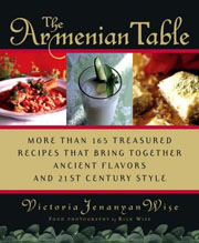 Buy the The Armenian Table cookbook
