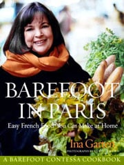 Buy the Barefoot in Paris cookbook