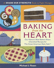 Buy the Baking from the Heart cookbook