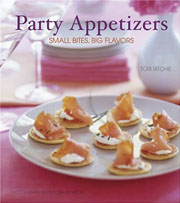 Buy the Party Appetizers: Small Bites, Big Flavor cookbook
