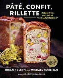 Páté, Confit, Rillette Cookbook
