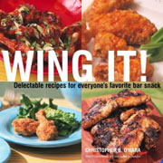 Buy the Wing It! cookbook