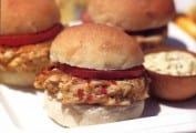 Chesapeake Crab Cake Burgers