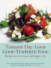 Buy the Good Tempered Food cookbook
