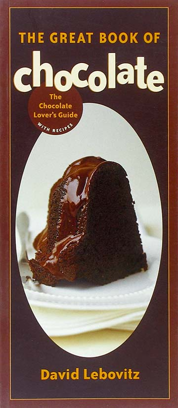 Buy the The Great Book of Chocolate cookbook