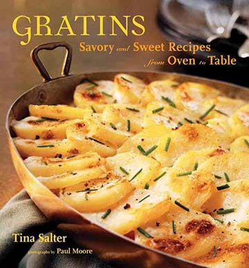 Buy the Gratins cookbook
