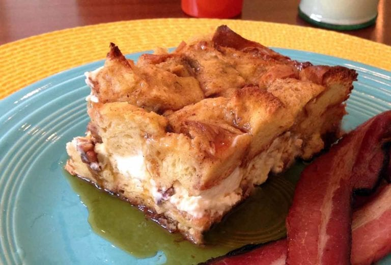 Deep-Dish Brioche French Toast