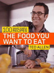 Buy the The Food You Want to Eat cookbook