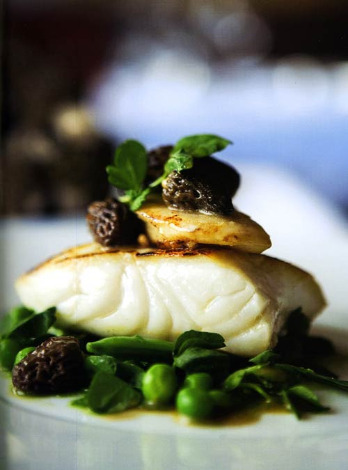 Pan Roasted Halibut Fillets