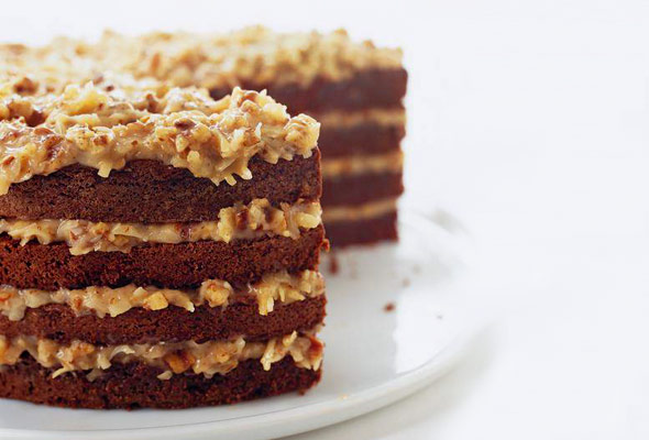 German Chocolate Cake Recipe Leites Culinaria