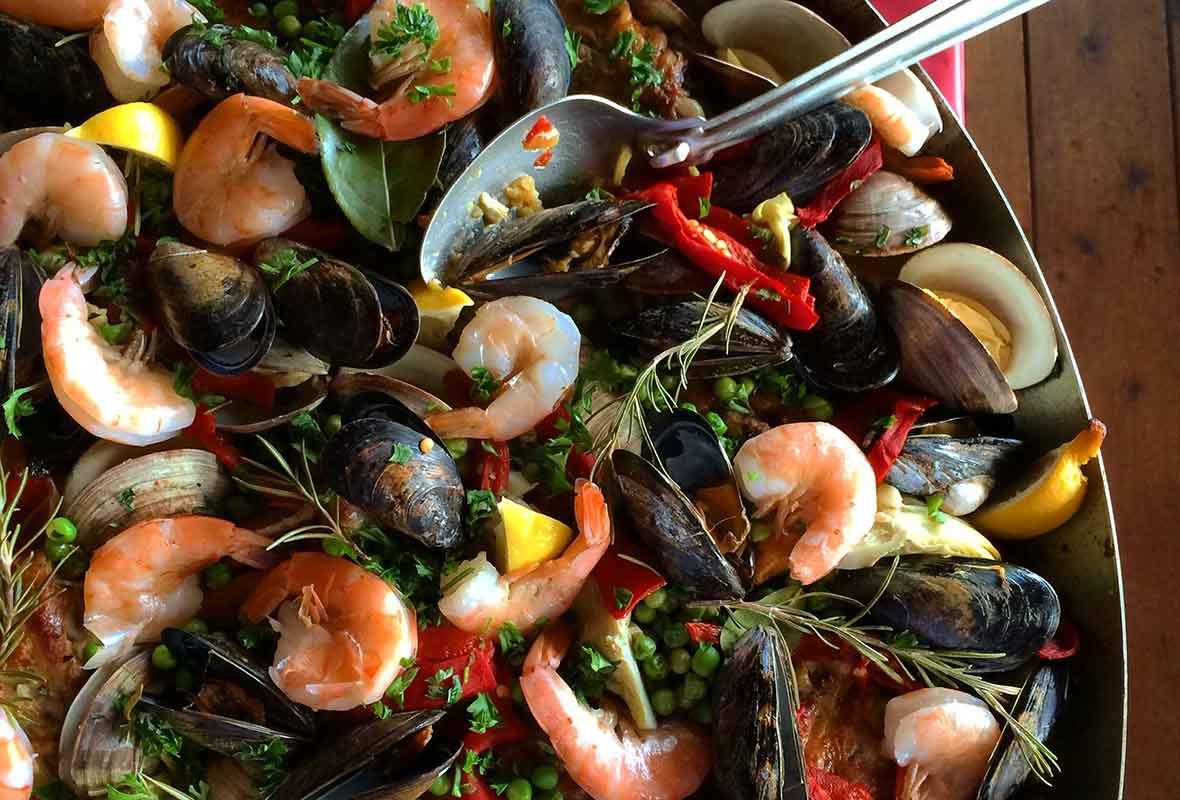 Paella Recipe Leite S Culinaria