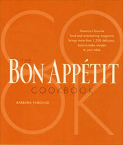 Buy the The Bon Appétit Cookbook cookbook