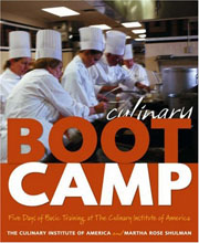 Buy the Culinary Boot Camp cookbook