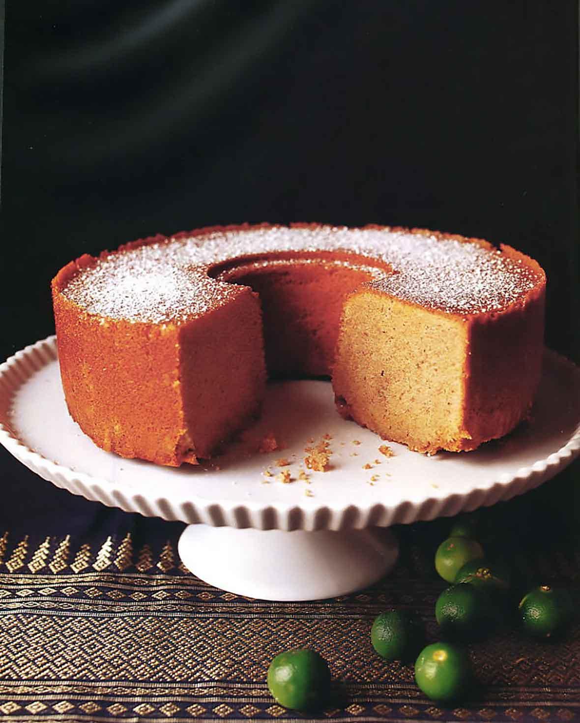 Indonesia Spice Cake