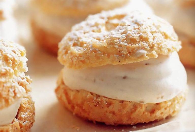 Saint Joseph's Day Cream Puffs