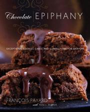 Buy the Chocolate Epiphany cookbook