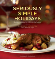Buy the Seriously Simple Holidays cookbook