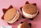 Dulce de Leche Ice Cream Sandwiches