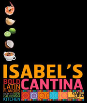 Buy the Isabel's Cantina cookbook