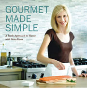 Buy the Gourmet Made Simple cookbook