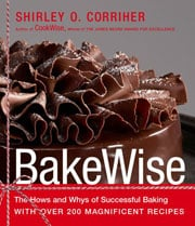Buy the BakeWise cookbook