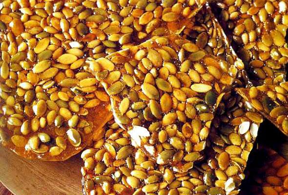 Pumpkin Seed Crunch