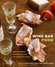 Buy the Wine Bar Food cookbook