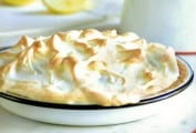 Frozen Lemon Meringue Pie