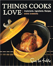 Buy the Things Cooks Love cookbook