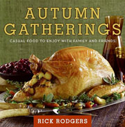 Buy the Autumn Gatherings cookbook