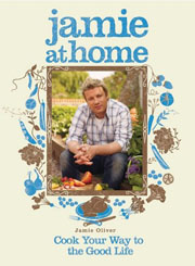 Buy the Jamie at Home cookbook