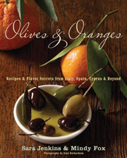 Olives & Oranges by Sara Jenkins and Mindy Fox